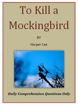 To Kill a Mockingbird Daily Quizzes Only