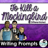 To Kill a Mockingbird Writing Unit
