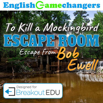 To Kill a Mockingbird Escape Room: Escape from Bob Ewell (Breakout EDU)