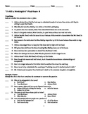 To Kill a Mockingbird Final Exams- TWO versions (B)