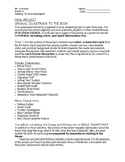 To Kill a Mockingbird Final Project Creative