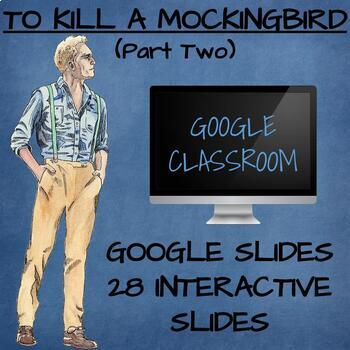 To Kill a Mockingbird (Google Classroom Interactive Component) (PARTS ONE & TWO)