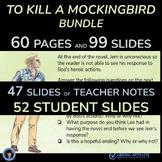 To Kill a Mockingbird (Google Classroom Interactive) (PARTS ONE & TWO BUNDLE)