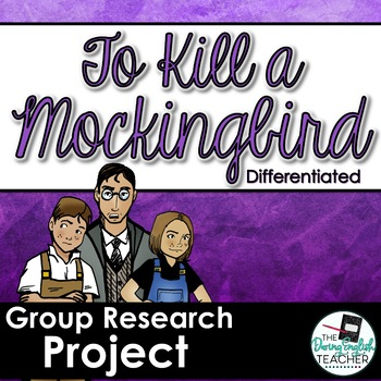 To Kill a Mockingbird Group Research Project