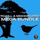 To Kill a Mockingbird Novel Unit Growing Bundle