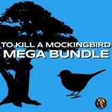 To Kill a Mockingbird Novel Unit Growing Bundle