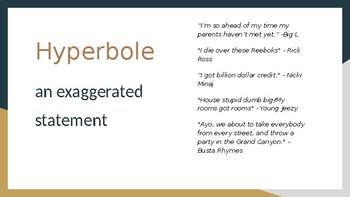To Kill a Mockingbird Humor Literary Device PowerPoint