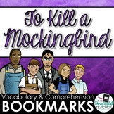 To Kill a Mockingbird Interactive Bookmarks: Questions, An