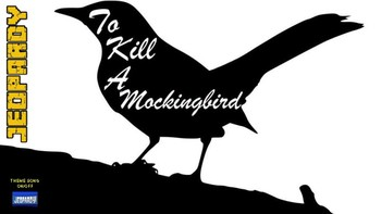 To Kill a Mockingbird Jeopardy (Google Slides)