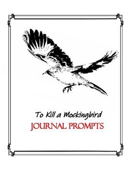 To Kill a Mockingbird Journal Prompts