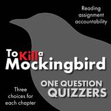 To Kill a Mockingbird, Reading Accountability with Chapter