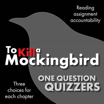 To Kill a Mockingbird, Keep Teens Reading with Chapter-by-