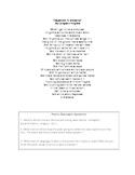 To Kill a Mockingbird- Langston Hughes Poem Analysis