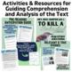 To Kill a Mockingbird Complete Teaching Unit - No Prep Handouts, Tests & More