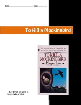 To Kill a Mockingbird MVP