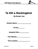 To Kill a Mockingbird Mock Trial