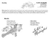 To Kill a Mockingbird Motif Tracker