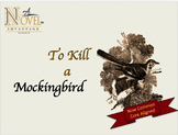 To Kill a Mockingbird Novel Study Unit~Includes Reproducib