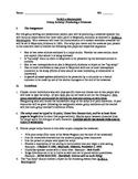 To Kill a Mockingbird - Newscast Group Assignment