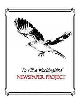 To Kill a Mockingbird Newspaper Project