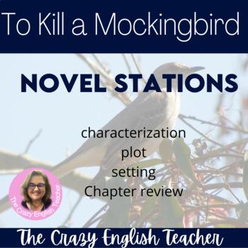 To Kill a Mockingbird Novel Stations