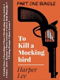 To Kill a Mockingbird - Part One Bundle