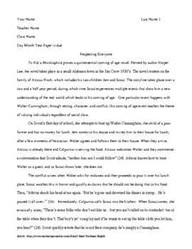 how to write an issue analysis paper