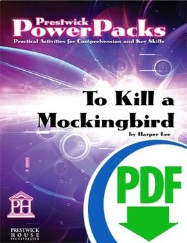 To Kill a Mockingbird PowerPack