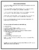 To Kill a Mockingbird - Presentation Activity (Maycomb Mixer) - CCSS Aligned