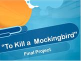 To Kill a Mockingbird Project Ideas