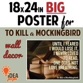 To Kill a Mockingbird - Quote: Scout on Reading - POSTER 1