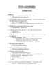 To Kill a Mockingbird - Reading Guide Questions & Answer Key for Every Chapter!