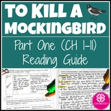 To Kill a Mockingbird Reading Guide for Part One