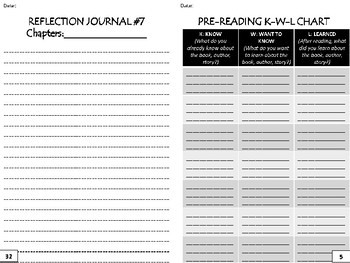 """To Kill a Mockingbird"" Reflective Journal"
