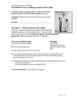 free to kill a mockingbird reflective narrative essay writing prompt originaljpg