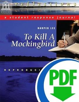 To Kill a Mockingbird Response Journal