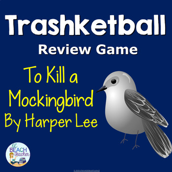 To Kill a Mockingbird by Harper Lee Review Game