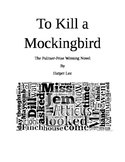 To Kill a Mockingbird Study Guide and Graphic Organizer