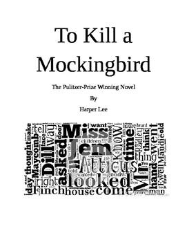 To Kill a Mockingbird Study Guide and Graphic Organizer