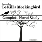 To Kill a Mockingbird: Summaries, Vocabulary, Quizzes, Ess
