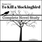 To Kill a Mockingbird: Summaries, Vocabulary, Quizzes, Ess
