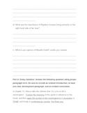 To Kill a Mockingbird Test (entire book)