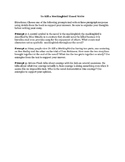 To Kill a Mockingbird Timed Write/In Class Essay