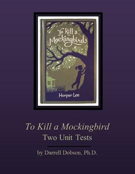 To Kill a Mockingbird -- Two Unit Tests