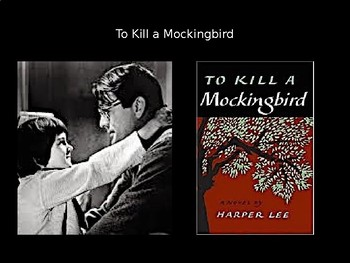To Kill a Mockingbird Unit Bundle
