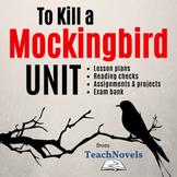 To Kill a Mockingbird Unit: Engaging, Efficient, & Effecti