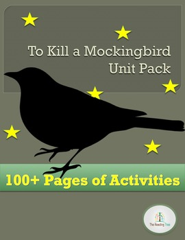 To Kill a Mockingbird Unit Pack