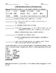 To Kill a Mockingbird Vocabulary Quizzes