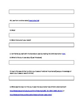 To Kill a Mockingbird Websearch
