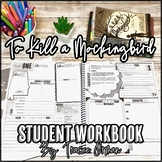 To Kill a Mockingbird Workbook Literature Guide Distance Learning